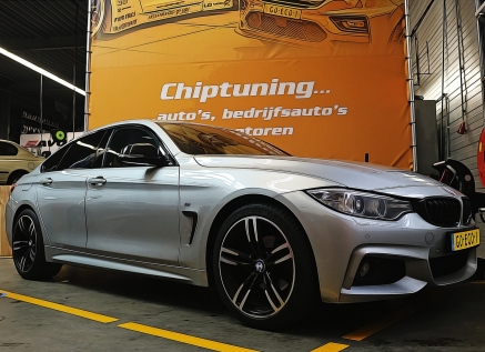 BMW 420D Chiptuning