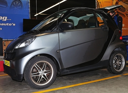 smart fortwo chiptuning