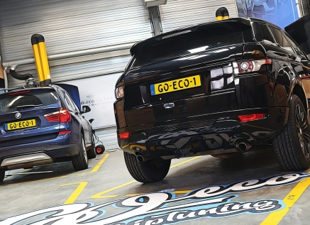 BMW X3 en Land Rover Evoque Chiptuning