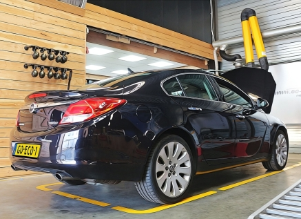 Opel Insignia Turbo Chiptuning