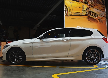 BMW 1 serie Chiptuning