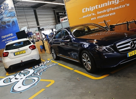 Mercedes-Benz Chiptuning