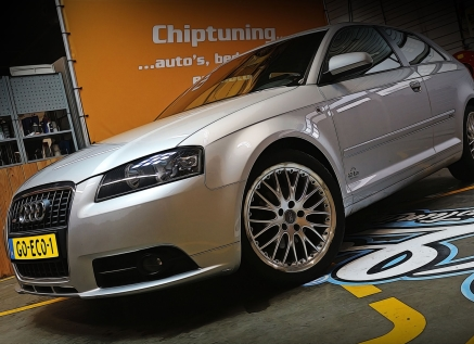Audi A3 Chiptuning