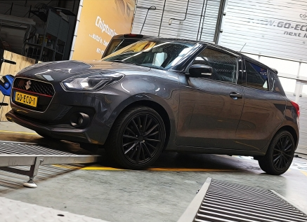 Suzuki Swift Chiptuning