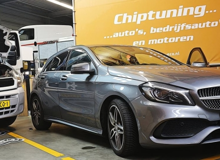 Mercedes-Benz A 180 Chiptuning