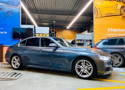 BMW 330e Chiptuning