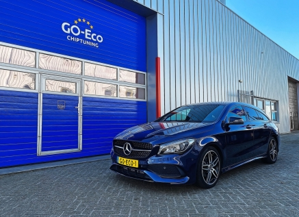 Mercedes-Benz CLA180 Chiptuning