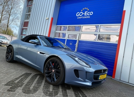 Jaguar F-Type Chiptuning