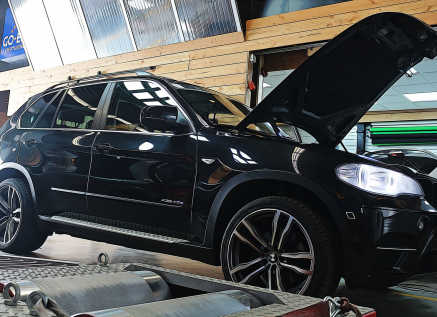 BMW X5 chiptuning