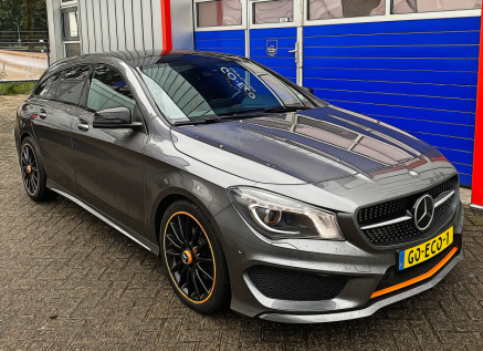 Chiptuning Mercedes-Benz CLA 200