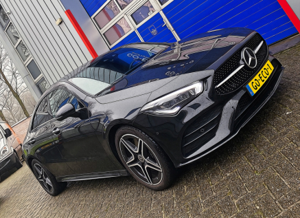 Chiptuning Mercedes-Benz CLA 220