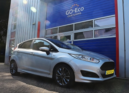 Ford Fiesta ecoboost Chiptuning