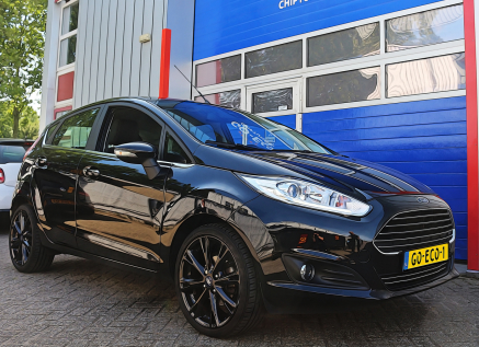 Ford Fiesta chiptuning