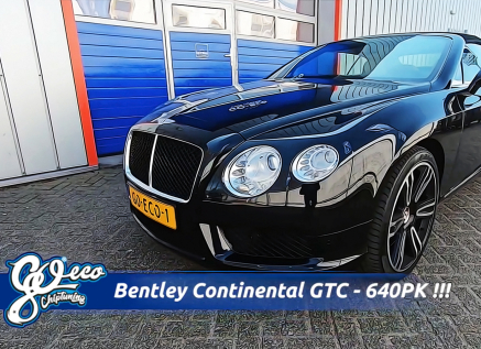 GO-Eco Chiptuning Bentley Continental GTC Chiptuning