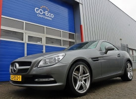 GO-Eco Chiptuning Uitgeest Mercedes SLK 200