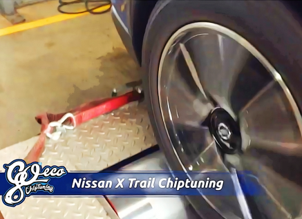 nissan x trial chiptuning