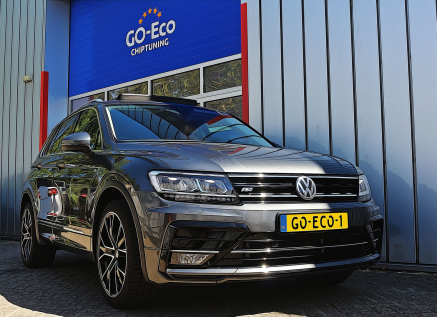 VW Tiguan chiptuning